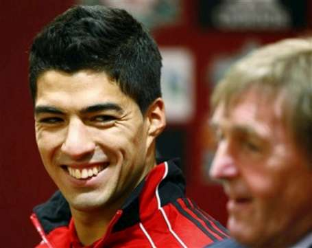 Suarez: I want to score United's