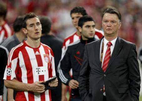 Van Gaal: I can not comment on future