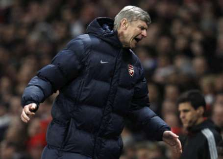 Wenger: It gave us a clean penalty