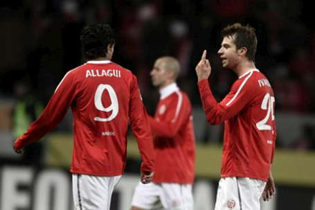 Mainz again looked at the Champions League zone