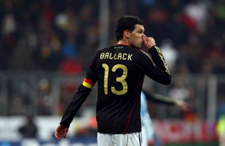 Ballack denied this summer