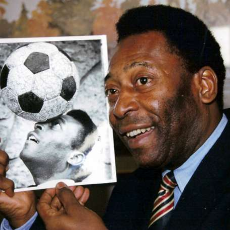 Pele: The players swear by the love of money