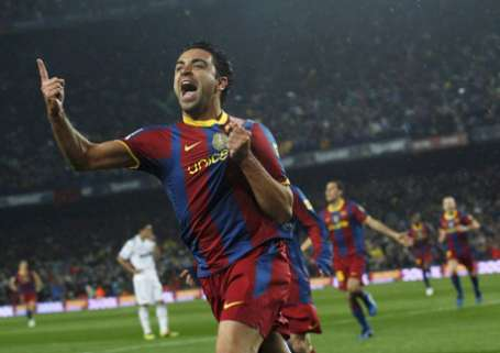 Xavi: In football there is fairness, Arsenal were poor