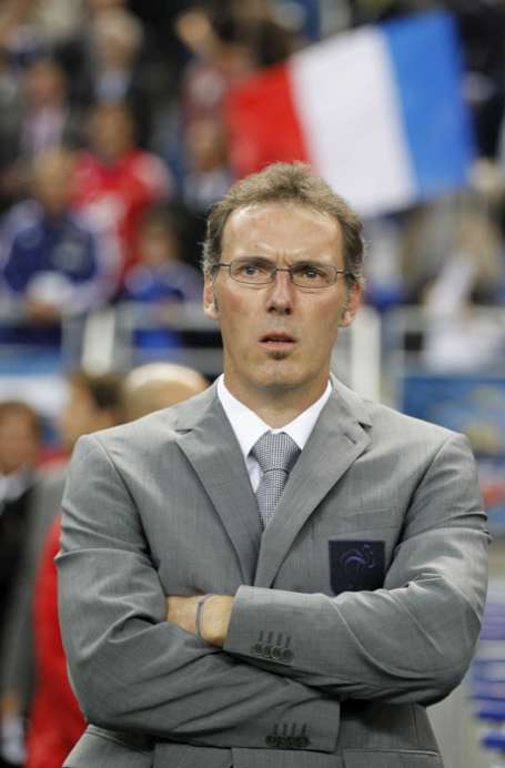 Laurent Blanc will monitor the second round Bayern - Inter