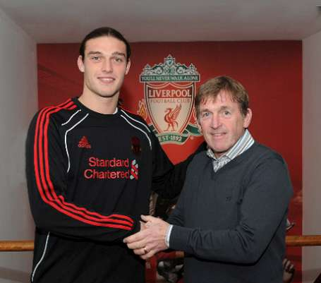 Andy Carroll will be able to play against Braga