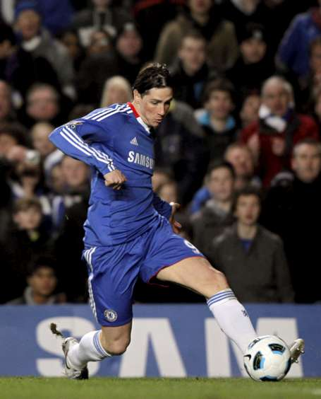 Torres: I'd never played in Manchester United and Real