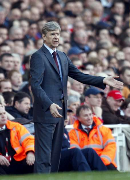 Wenger optimistic about the Premiership