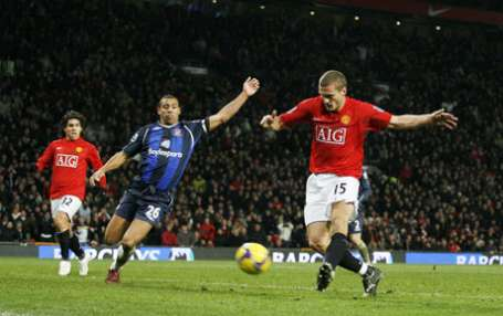 Vidic to the last question