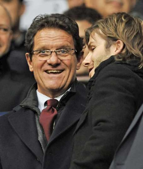 Capello: Wilshere will be England captain