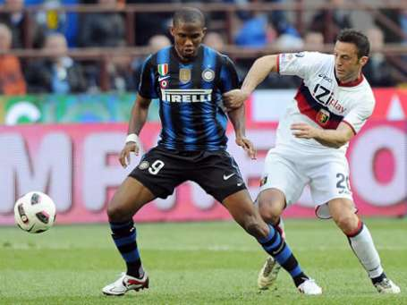 Eto'o: Italy is a country that can not understand