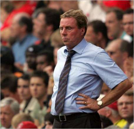 Redknapp: The greatest team with the most powerful coach - Real (M)