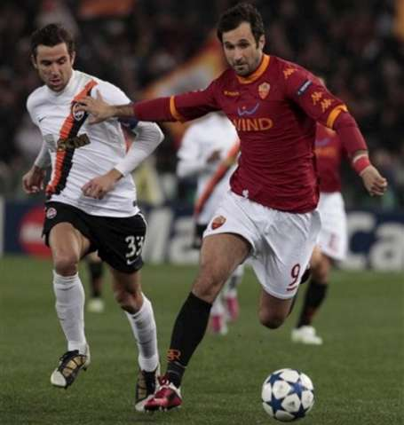 Srna: We have a chance against Barcelona