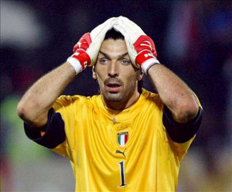 Buffon denied Roma