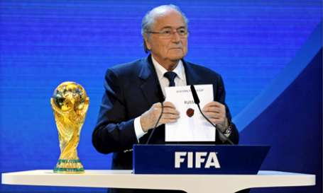 Swiss authorities pursued Blatter