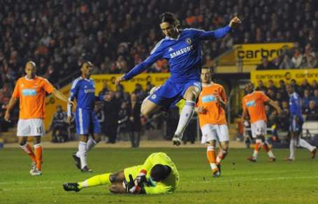 Torres wants final against Barcelona or Real Madrid
