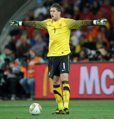 And Juve wanted Stekelenburg