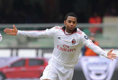 Robinho: I have samba if Inter beat