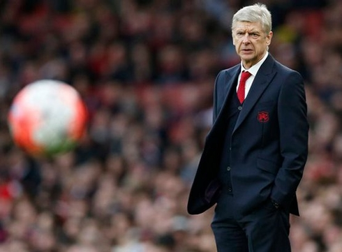 Wenger: 'We don't have as much money as the other teams.'