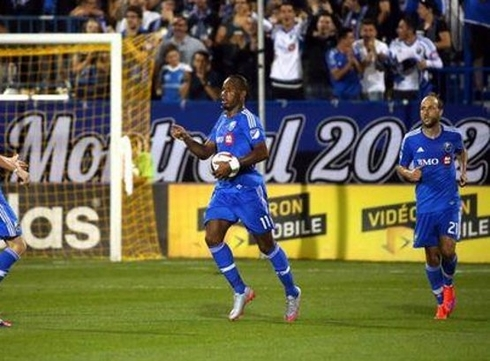 Drogba is leaving Montreal