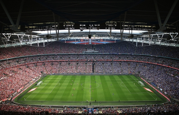 Tottenham cannot reduce the dimensions of Wembley