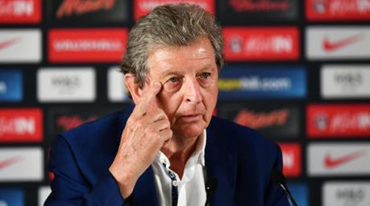 Roy Hodgson may be the new coach of Crystal Palace