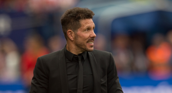 Diego Simeone: 'If we fight to the end, then the award will come - winning the Champions League!'
