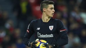 Kepa signed with Real